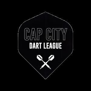 Cap City Dart League Logo
