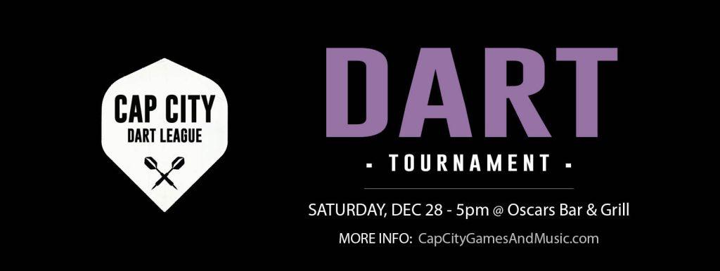 Dart Tournament Dec 28, 2019